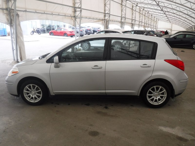 2008 Nissan Versa for sale in Calgary, Alberta