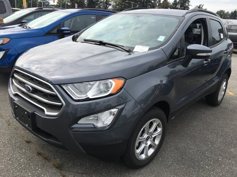 2018 Ford EcoSport for sale in Port Coquitlam, British Columbia