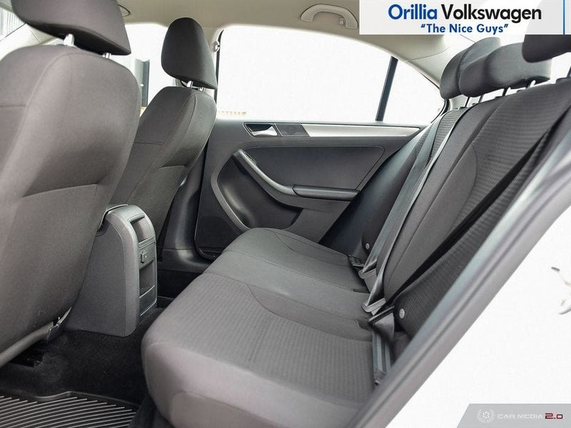 2016 Volkswagen Jetta Sedan for sale in Orillia, Ontario