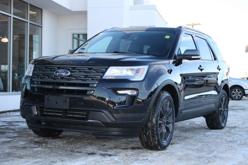 2019 Ford Explorer for sale in Dawson Creek, British Columbia