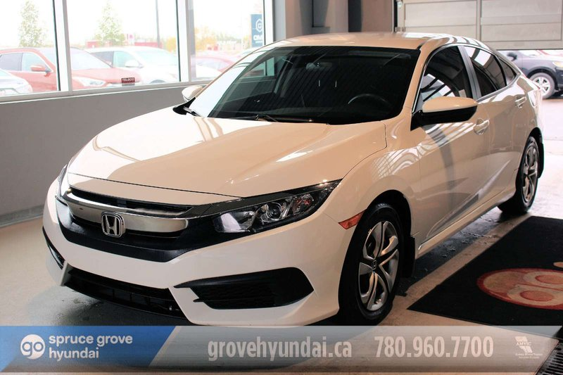 2017 Honda Civic Sedan for sale in Spruce Grove, Alberta