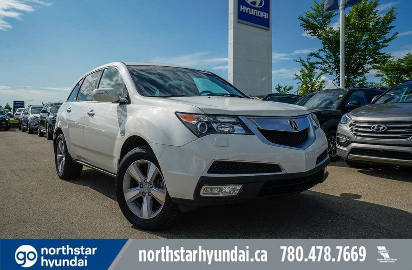 White 2013 Acura MDX  for sale in Edmonton, Alberta