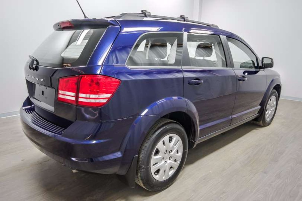 2017 Dodge Journey for sale in Moose Jaw, Saskatchewan
