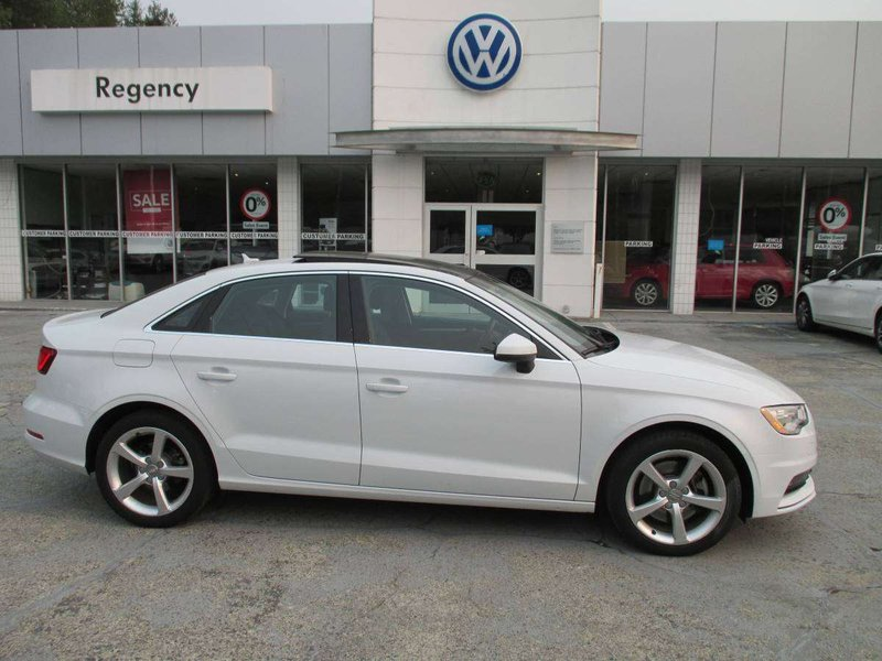 2015 Audi A3 for sale in Coquitlam, British Columbia