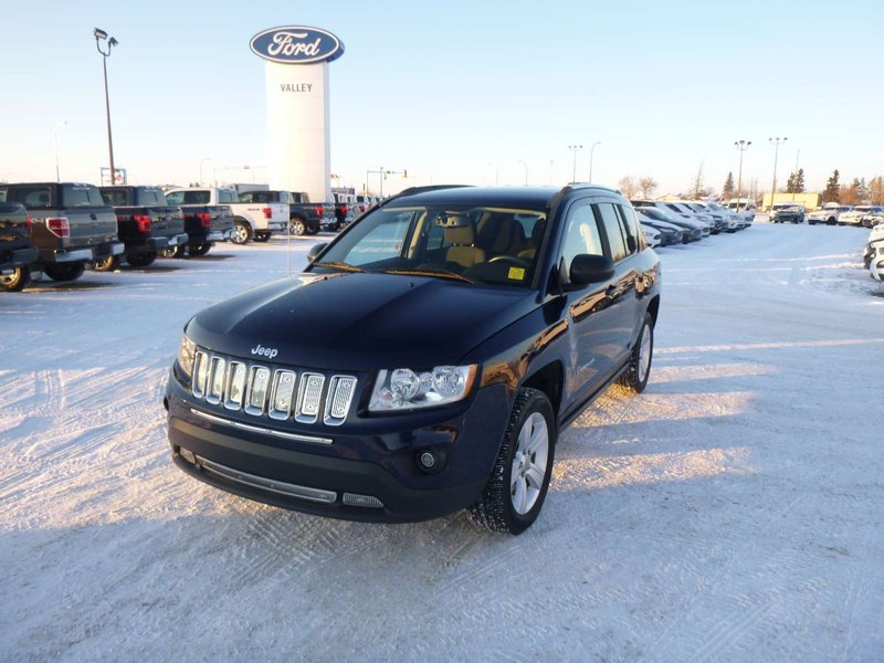 2012 Jeep Compass for sale in North Battleford, Saskatchewan