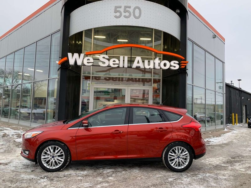 2018 Ford Focus for sale in Winnipeg, Manitoba