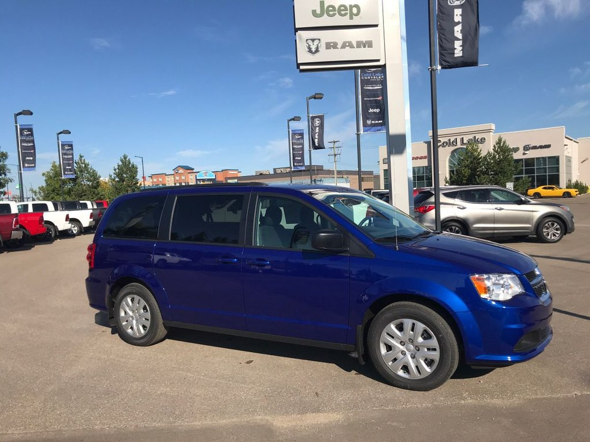 Cold Lake Dodge >> 2019 Dodge Grand Caravan For Sale In Cold Lake