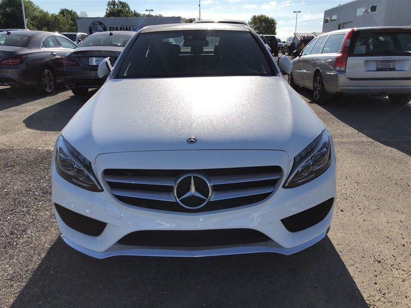 2018 Mercedes-Benz C-Class for sale in Kingston, Ontario