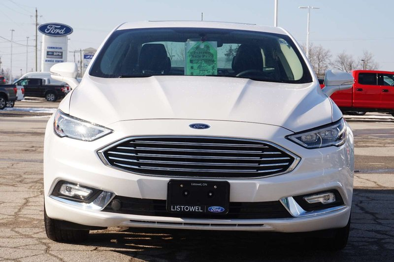 2018 Ford Fusion for sale in Listowel, Ontario