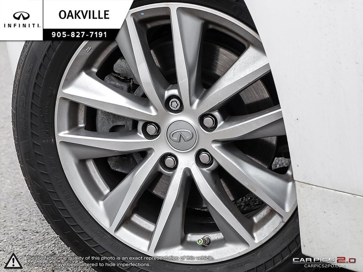 2015 Infiniti Q50 for sale in Oakville, Ontario