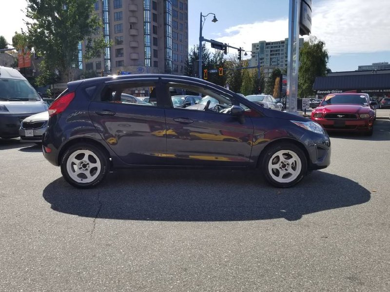 2012 Ford Fiesta for sale in Richmond, British Columbia