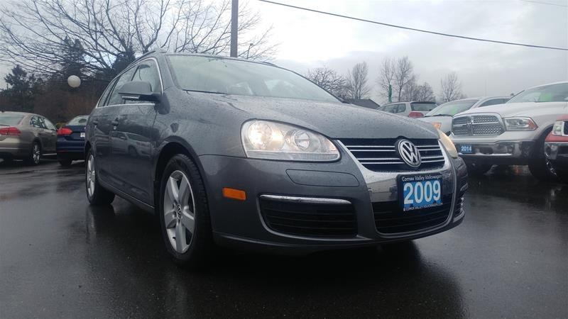 2009 Volkswagen Jetta SportWagen for sale in Courtenay, British Columbia