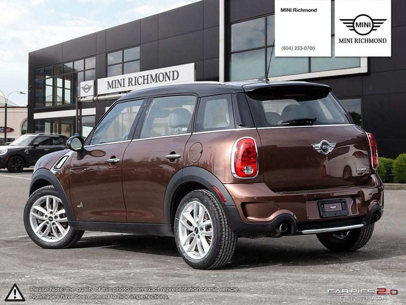 2013 MINI Cooper Countryman for sale in Richmond, British Columbia