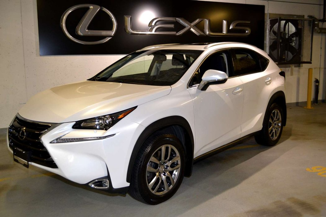 Lexus Nx 200t For Sale >> 2016 Lexus Nx 200t For Sale In Vancouver