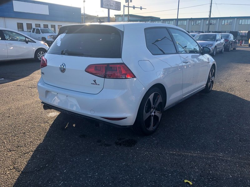 2015 Volkswagen Golf GTI for sale in Campbell River, British Columbia