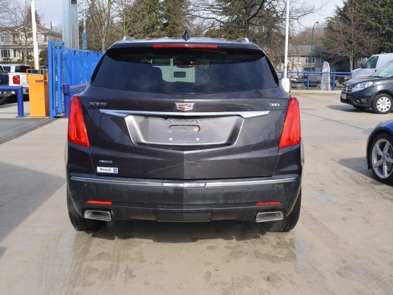 2017 Cadillac XT5 for sale in Vancouver, British Columbia