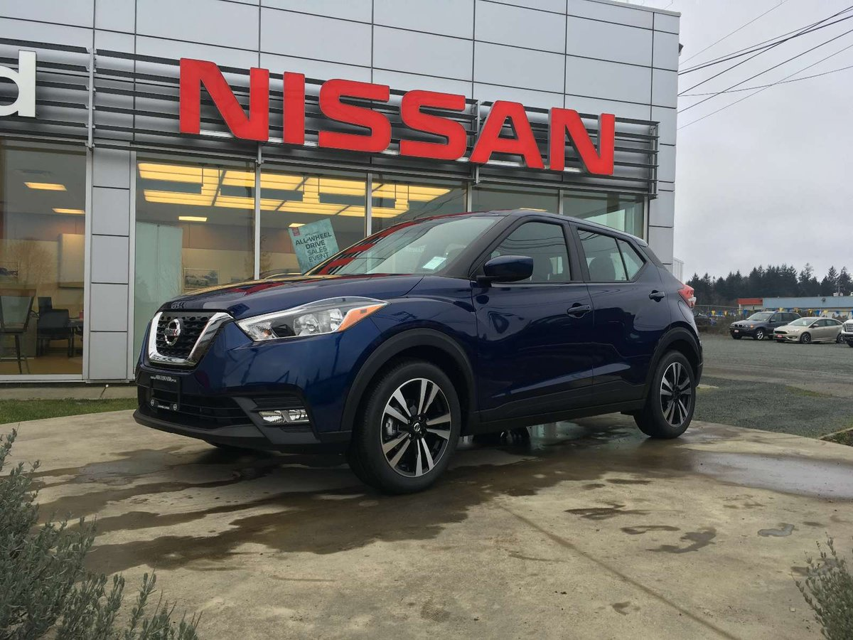 Nissan Campbell River >> 2019 Nissan Kicks For Sale In Campbell River