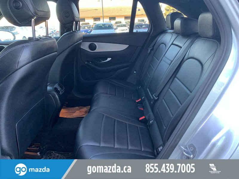 2017 Mercedes-Benz GLC for sale in Edmonton, Alberta