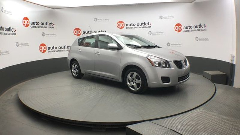 2010 Pontiac Vibe for sale in Edmonton, Alberta