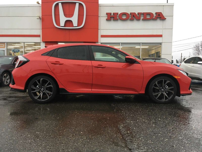 2019 Honda Civic Hatchback for sale in Campbell River, British Columbia