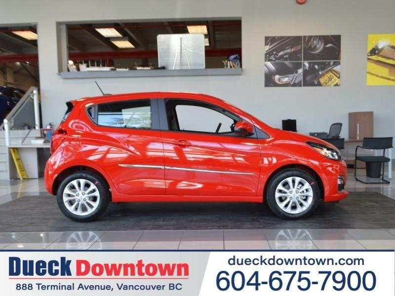 2019 Chevrolet Spark for sale in Vancouver, British Columbia