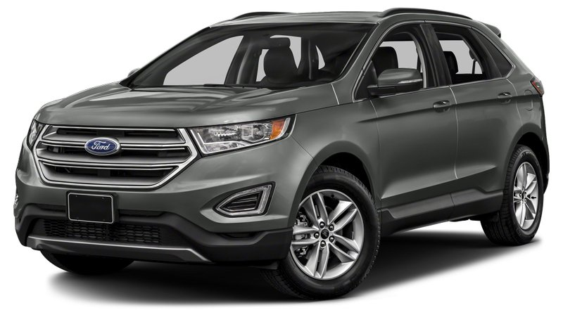 2018 Ford Edge for sale in Kamloops, British Columbia