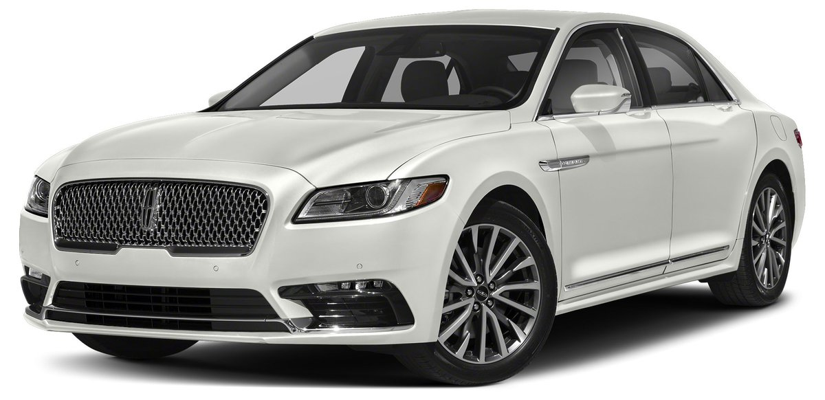 2017 Lincoln Continental for sale in Kamloops, British Columbia