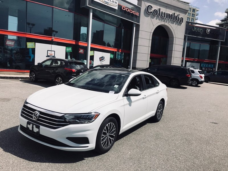 2019 Volkswagen Jetta for sale in Richmond, British Columbia