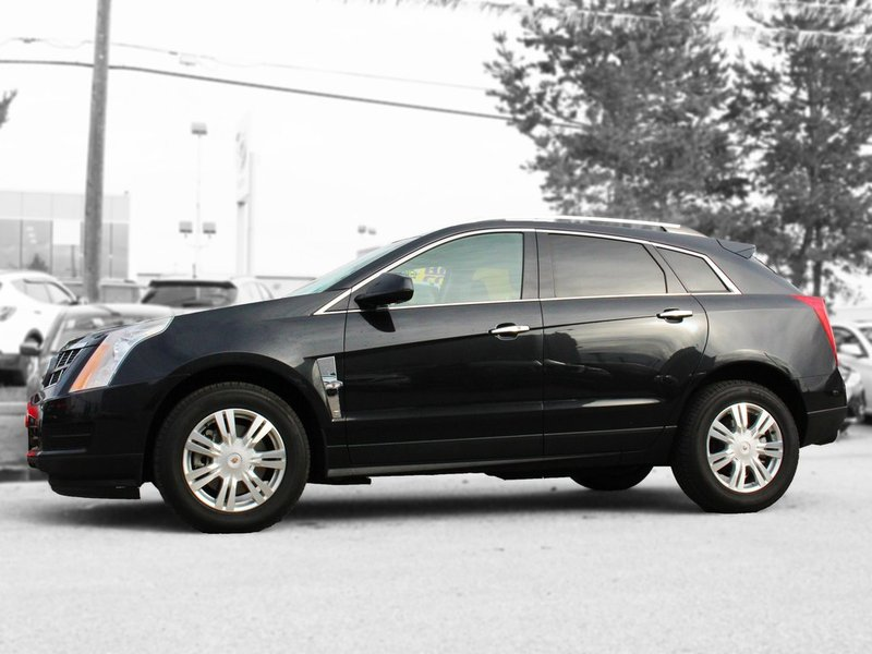 2012 Cadillac SRX for sale in Edmonton, Alberta