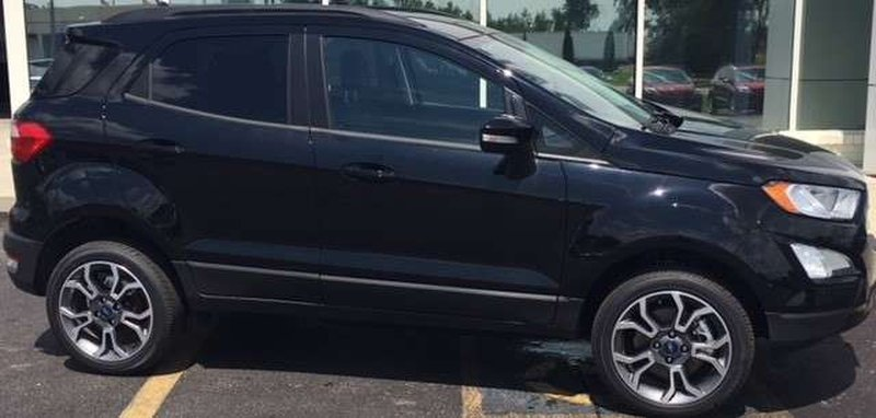 2018 Ford EcoSport for sale in Wallaceburg, Ontario