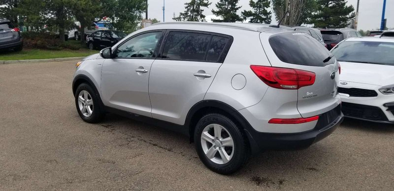 2016 Kia Sportage for sale in Edmonton, Alberta