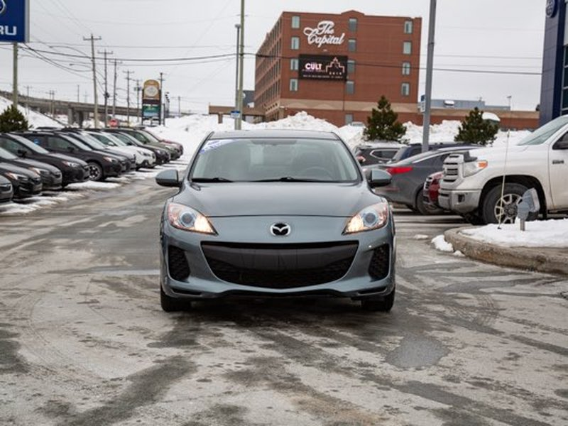 2012 Mazda Mazda3 for sale in St. John's, Newfoundland and Labrador