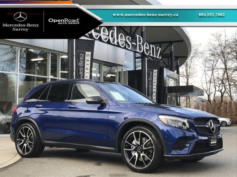 2017 Mercedes-Benz GLC for sale in Surrey, British Columbia