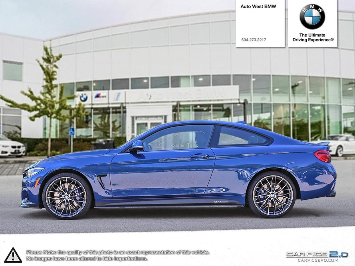 2018 BMW 4 Series for sale in Richmond, British Columbia