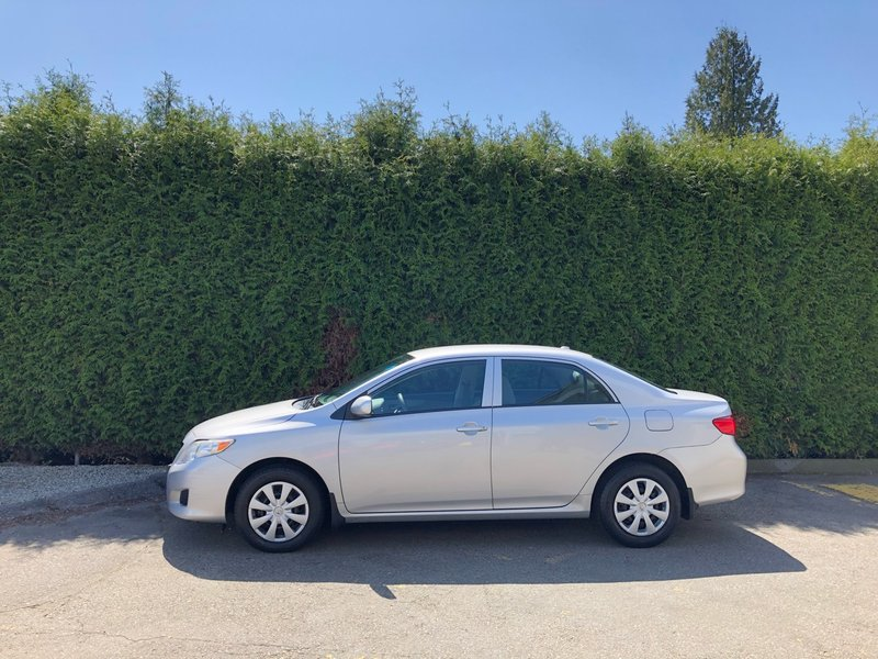 2010 Toyota Corolla for sale in Surrey, British Columbia