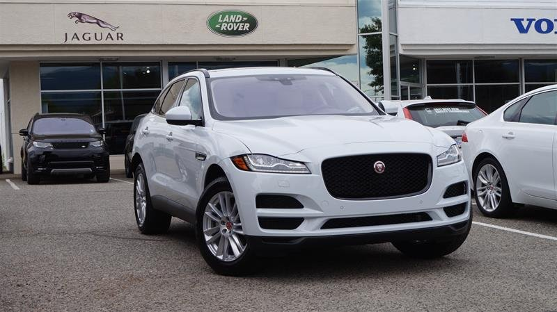 2018 Jaguar F-PACE for sale in Kelowna, British Columbia