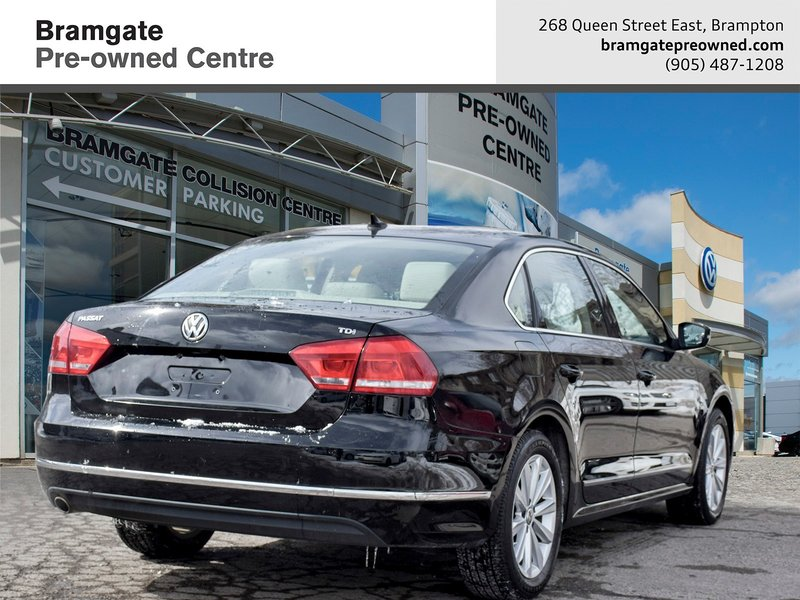 2014 Volkswagen Passat for sale in Brampton, Ontario