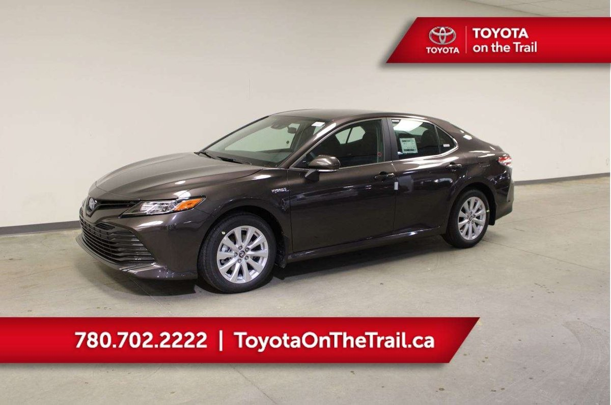2019 Toyota Camry For Sale In Edmonton
