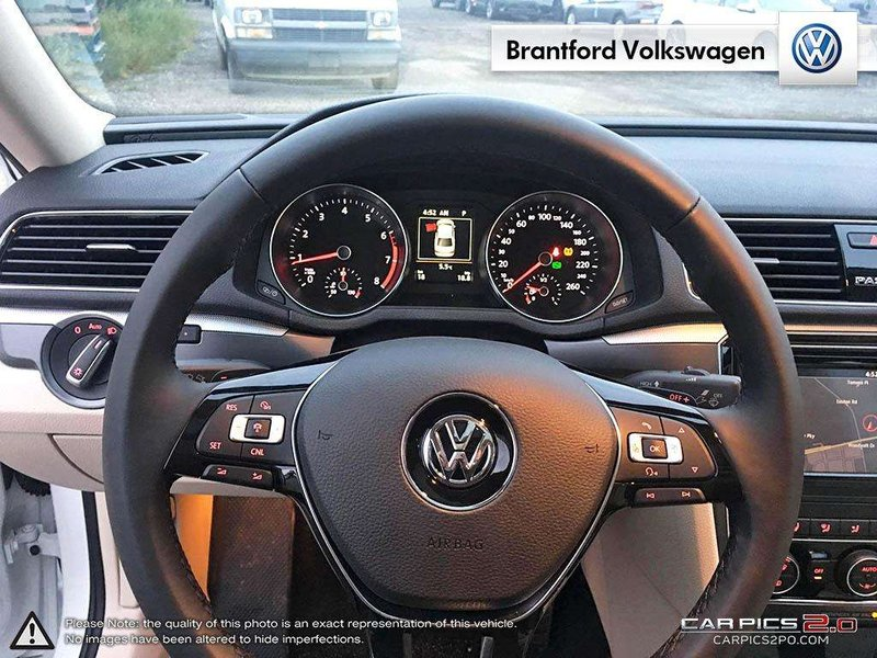 2018 Volkswagen Passat for sale in Brantford, Ontario
