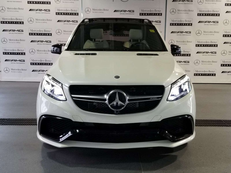 2016 Mercedes-Benz GLE for sale in Calgary, Alberta