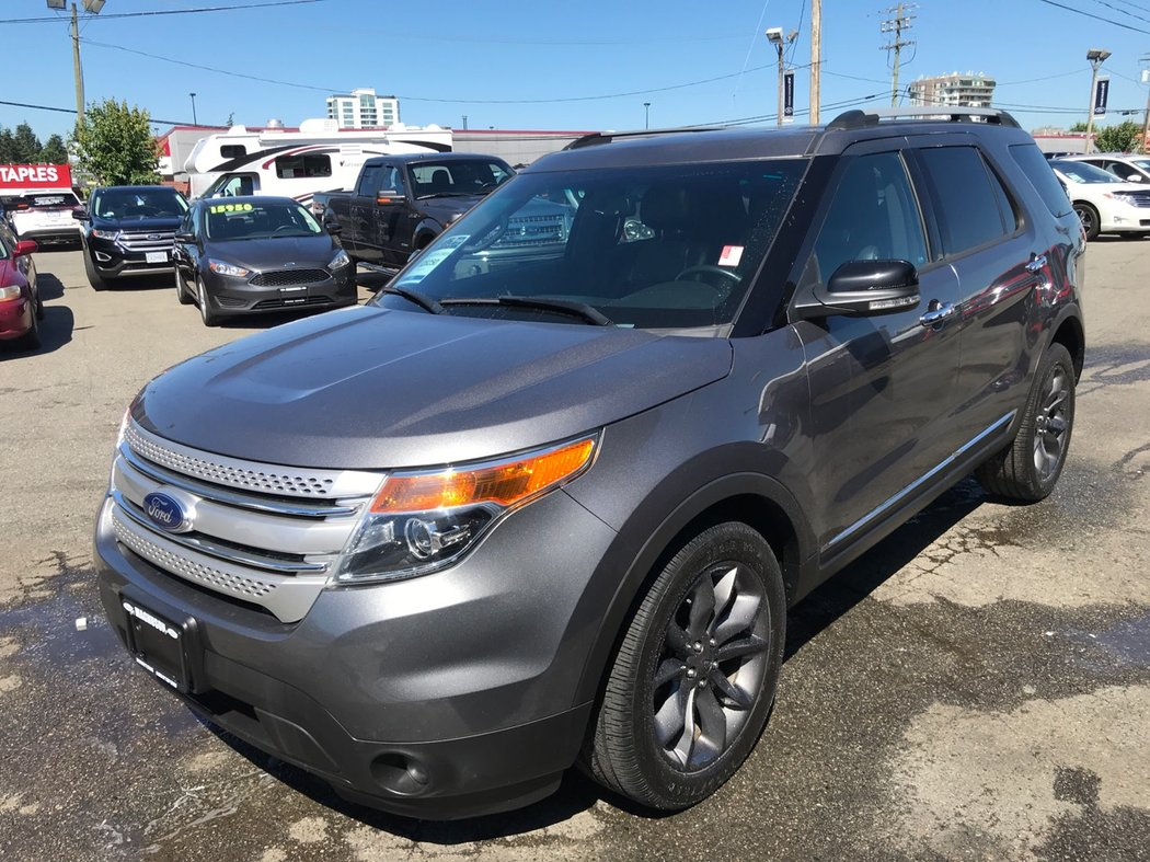 2014 ford explorer for sale in abbotsford british columbia