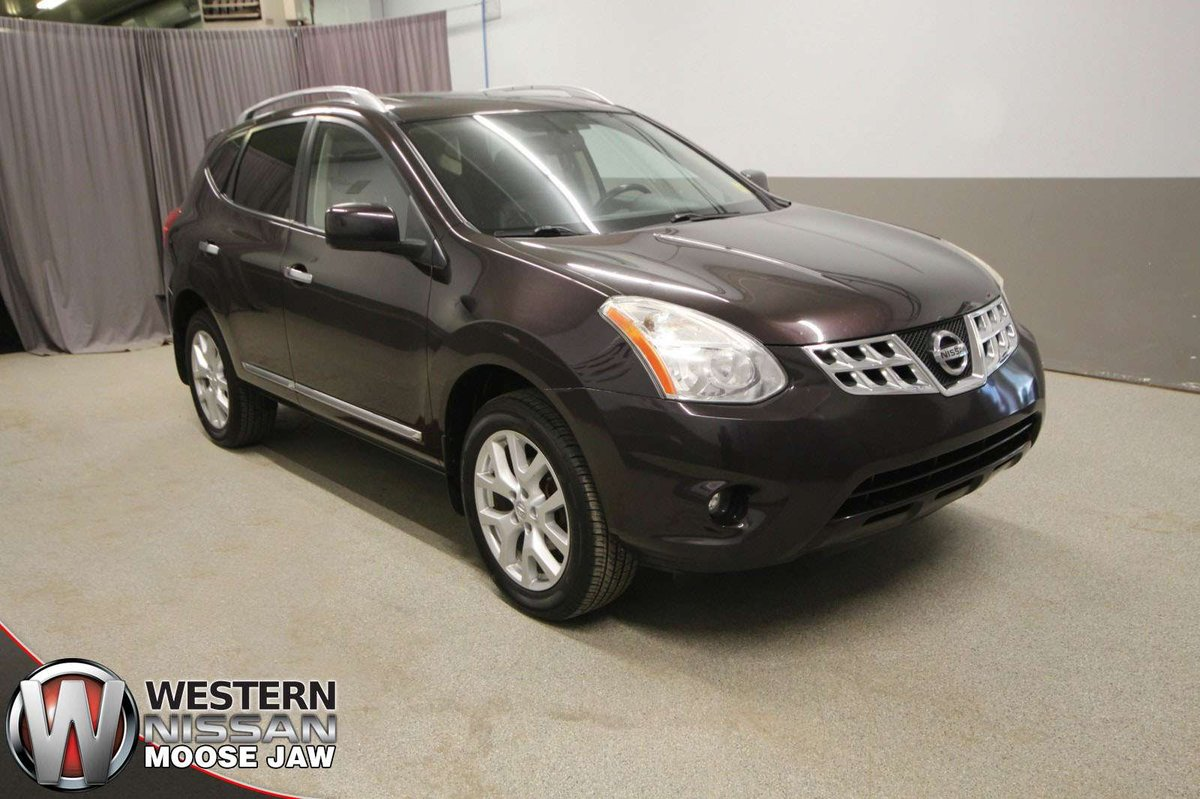 2011 Nissan Rogue for sale in Moose Jaw