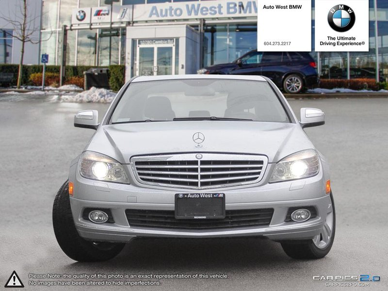 2008 Mercedes-Benz C-Class for sale in Richmond, British Columbia