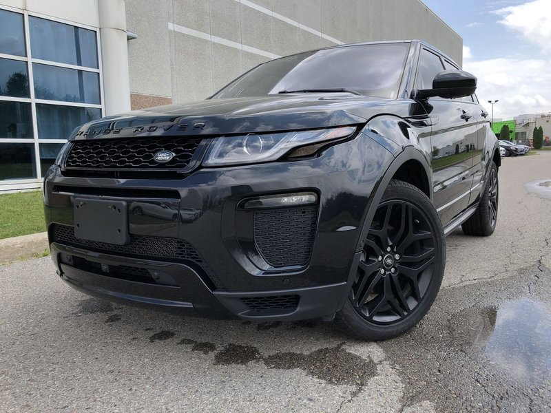 2017 Land Rover Range Rover Evoque for sale in London, Ontario