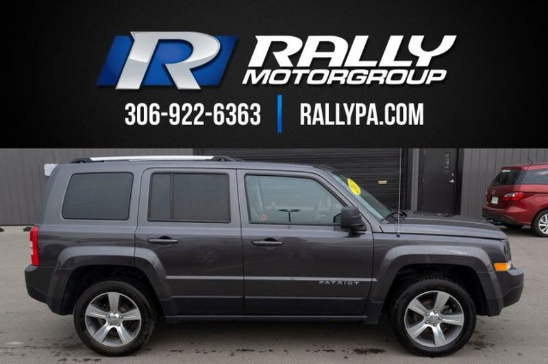 2017 Jeep Patriot for sale in Prince Albert, Saskatchewan