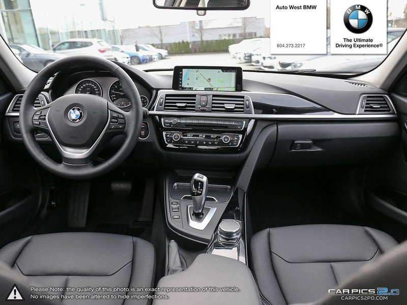 2017 BMW 3 Series for sale in Richmond, British Columbia