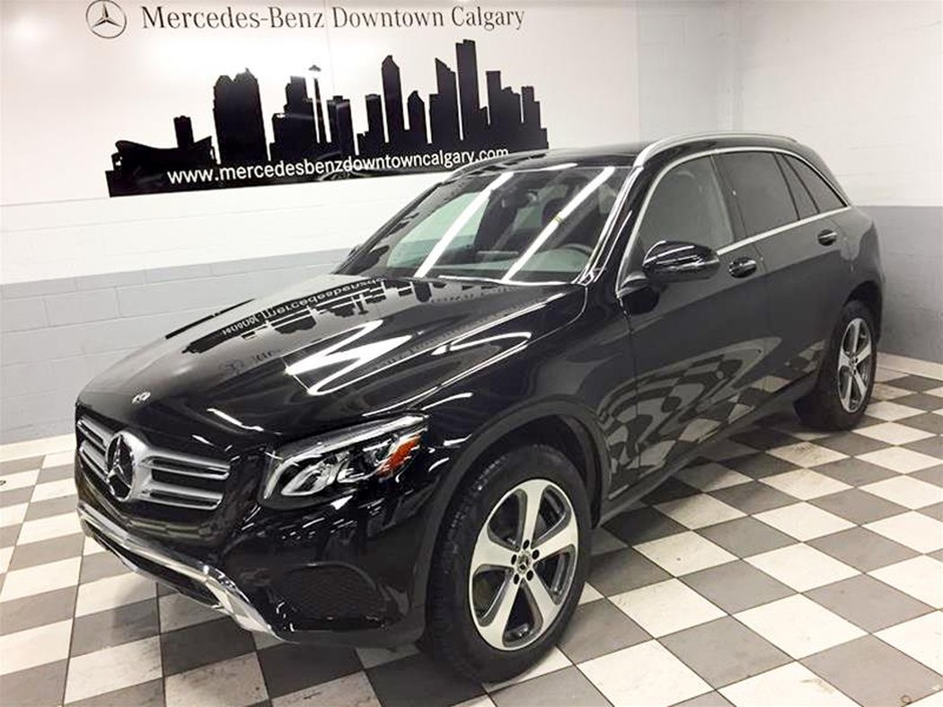 2019 mercedes benz glc for sale in calgary. Black Bedroom Furniture Sets. Home Design Ideas
