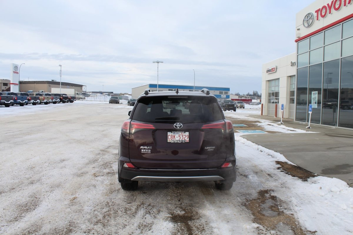 2017 Toyota RAV4 for sale in Drayton Valley, Alberta