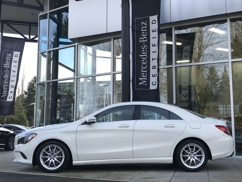 2017 Mercedes-Benz CLA for sale in Surrey, British Columbia