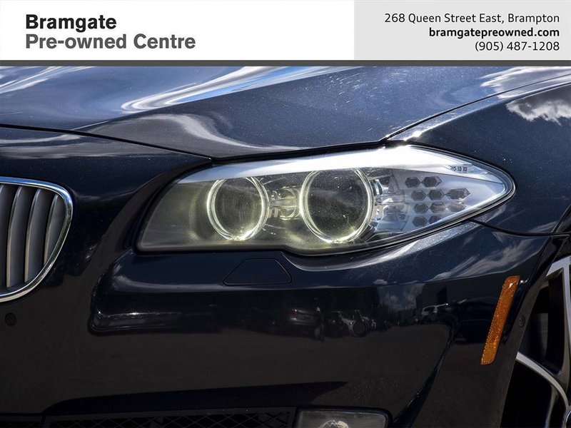 2011 BMW 5 Series for sale in Brampton, Ontario